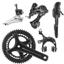 CAMPAGNOLO CENTAUR FULL GROUPSET - DOUBLE - 11 SPEED - BLACK